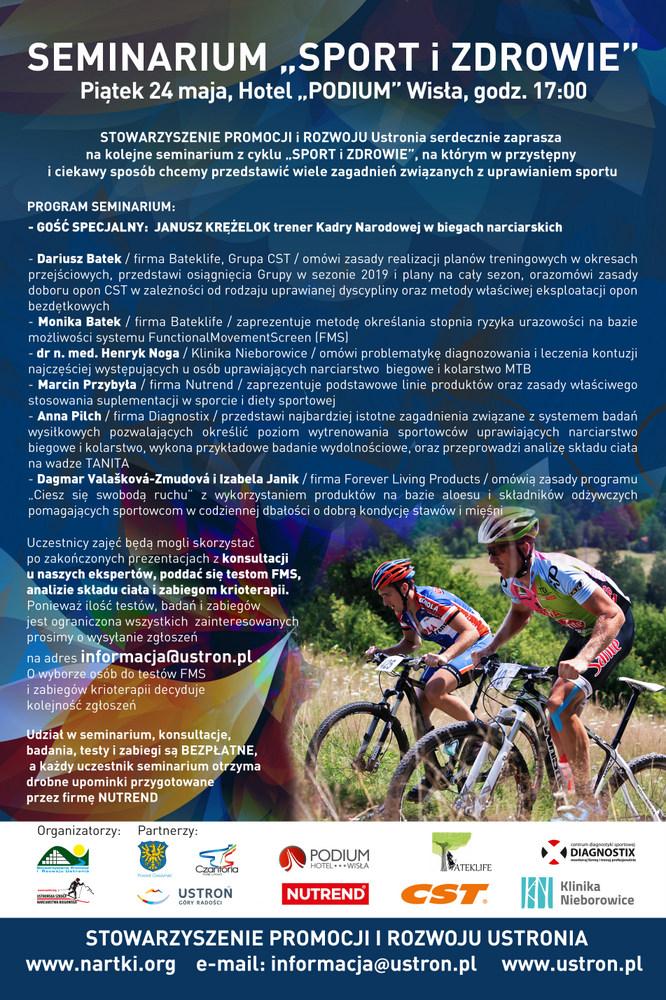 Seminarium Sport i Zdrowie